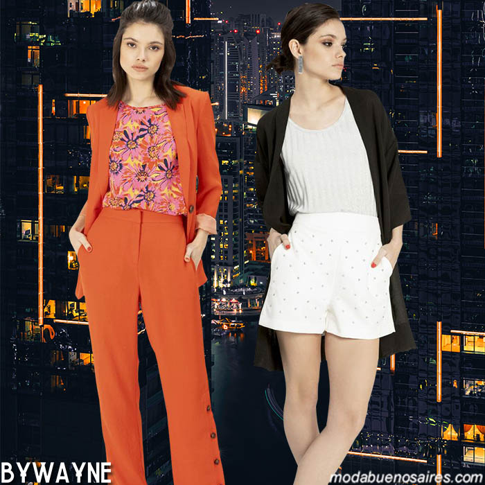 Trajes primavera verano 2020 moda mujer 2020.