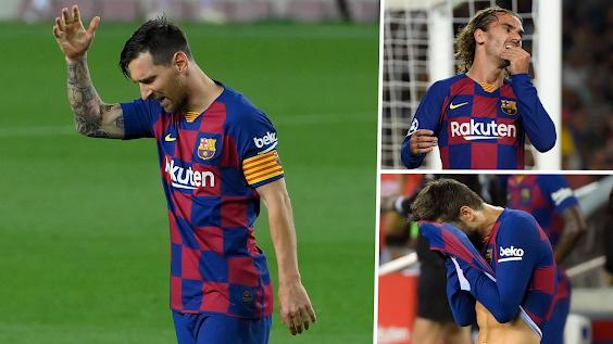 Untuk Messi: 5 Pemain Kemungkinan Bakal di Singkirkan Barcelona.