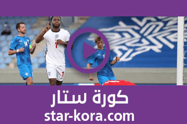 مباراة الدنمارك وإنجلترا بث مباشر