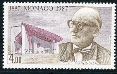 Monaco le corbusier