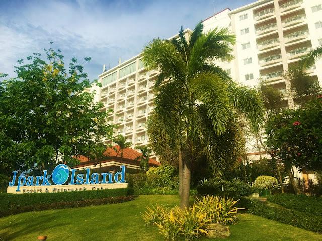 Jpark Island Resort Cebu Facade