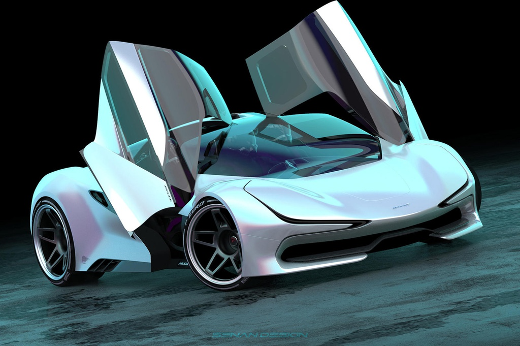 Siêu xe tiếp theo của McLaren F1 được đặt tên theo người sáng lập