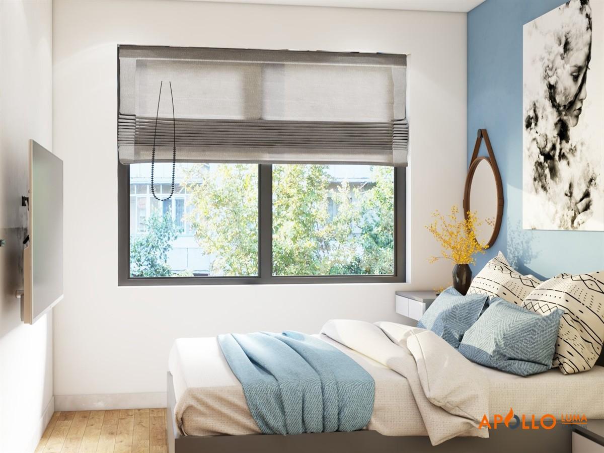 Thiết kế nội thất căn hộ 65m2 Vinhomes Smart City