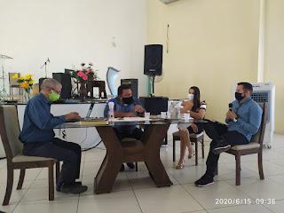 É realizado na 1ª Igreja Batista em Oeiras o concilio do missionário Pedro Araújo
