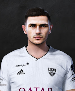 PES 2021 Faces Smail Prevljak by Francisco1507