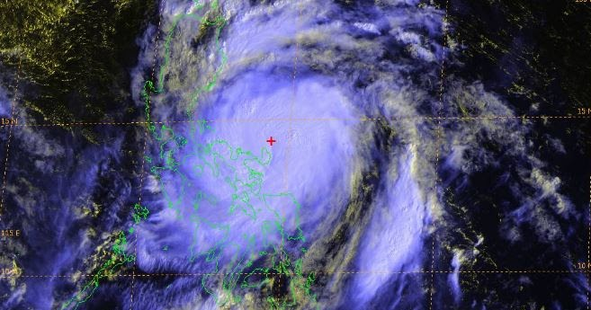 Today Latest Update Weather Pagasa Philippines