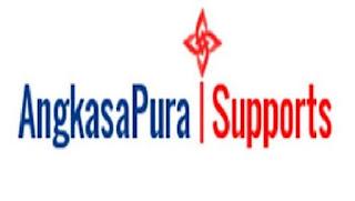 Loker Terbaru PT Angkasa Pura Support Tahun 2020