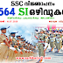 SSC Recruitment : Sub Inspector of Police in Central Armed Police Forces and Delhi Police 2020 : 1564 Vacancies Apply Now