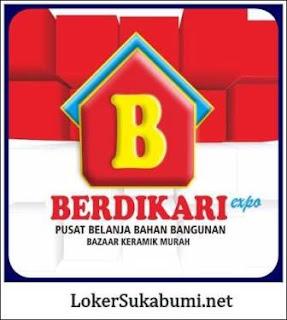 WALK-IN INTERVIEW Berdikari Expo Sukabumi Terbaru 2020