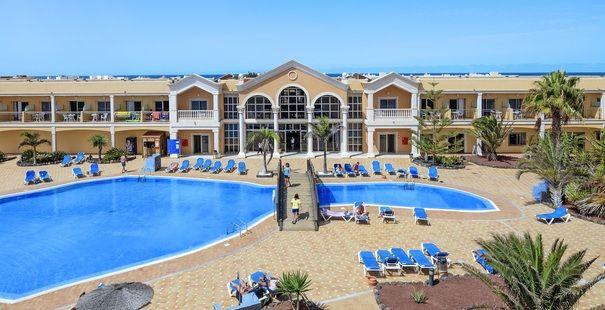 Piscine Hôtel Cotilla à Fuerteventura aux îles Canaries