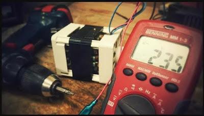 Fungsi dari Mesin Ampere Meter