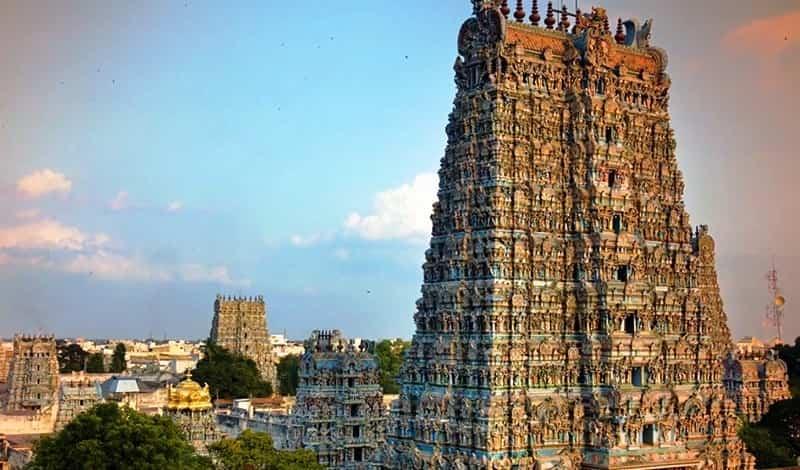 Top 12 Historical Wonders Of India Everyone Should Visit Once   Meenakshi Temple