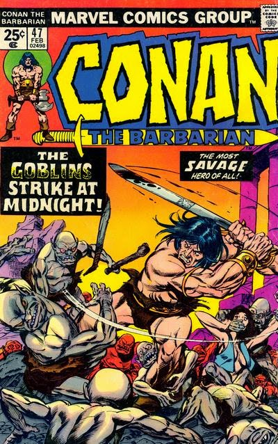 Conan the Barbarian #47, Goblins
