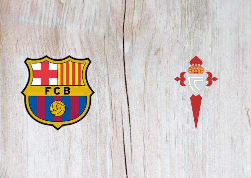Barcelona vs Celta Vigo -Highlights 9 November 2019