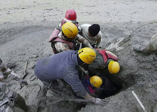 Inda confirm seven dead and 170 missing after the rupture of a glacier