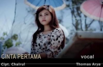 Lirik Lagu Pof Malaysia Thomas Arya - Cinta Pertama