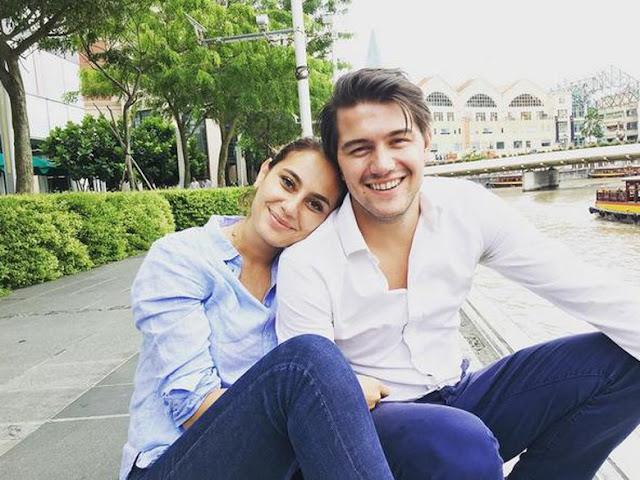 Marissa Nasution Ternyata Sudah Menikah Lagi di Jerman