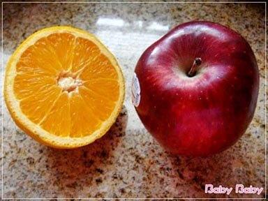 選蘋果 放棄橙
