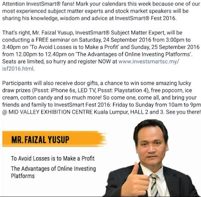 Image result for faizal yusup investsmart