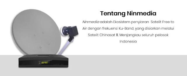 frekuensi transponder ninmedia terbaru 2019