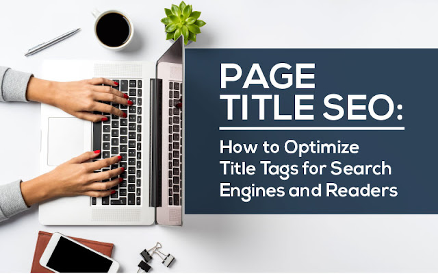 How to optimize the title tag for search engine, on page seo