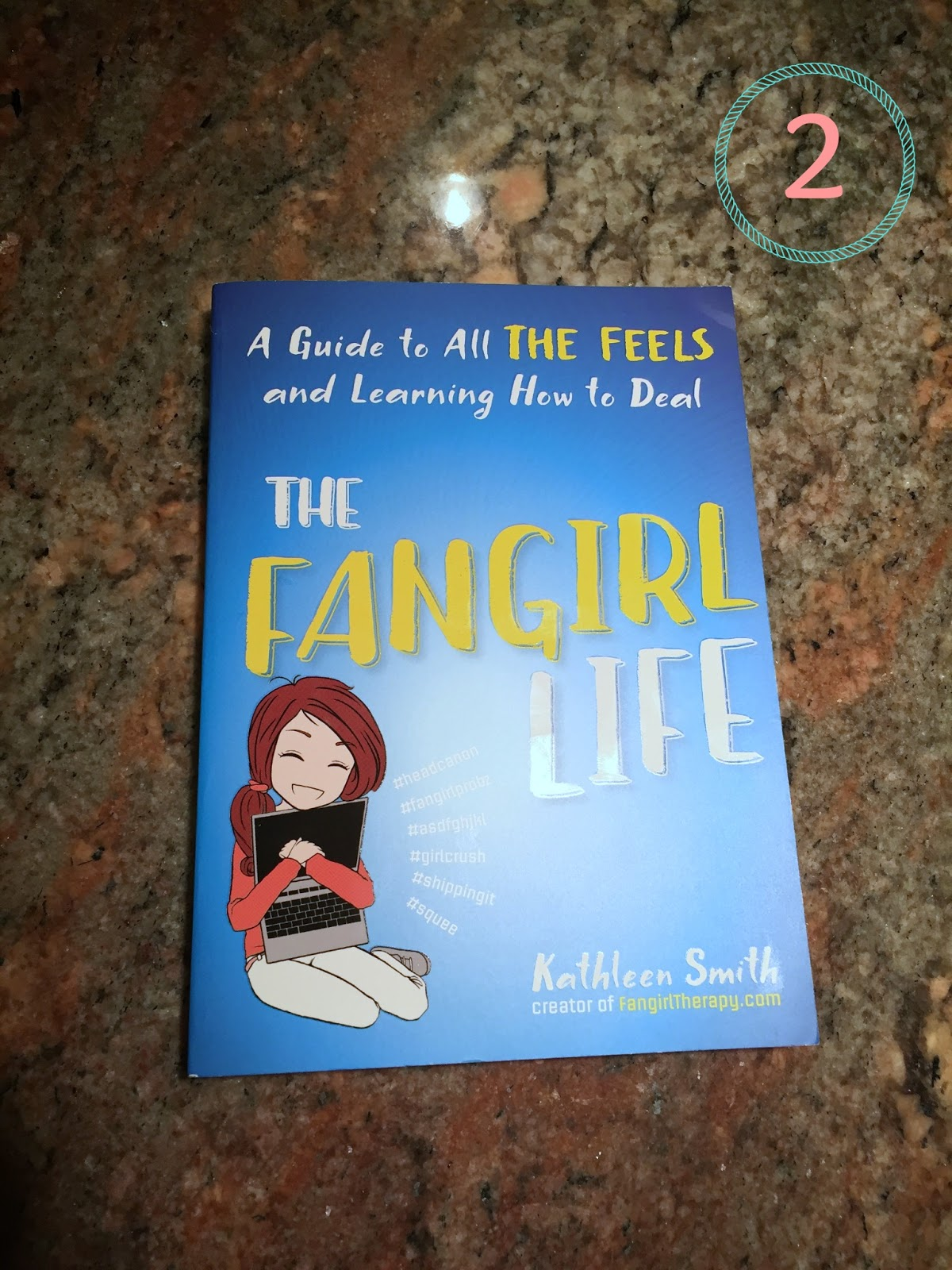 the fangirl life a guide to all the feels and learning how to deal