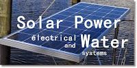 Solar Panel on sailboat