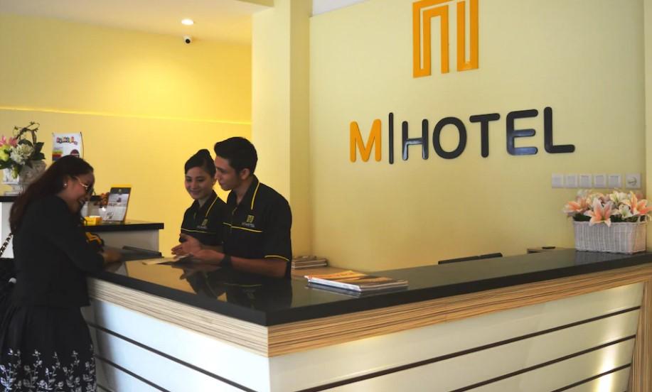 Costemer di M Hotel Mataram Lombok