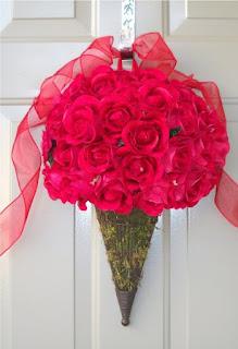 Valentinovo - ideje za dekoracijo vašega stanovanja ali hiše.