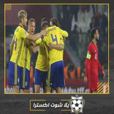 مشاهدة مباراة السويد ومالطا