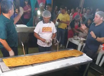 festival de pastel de Jangada MT