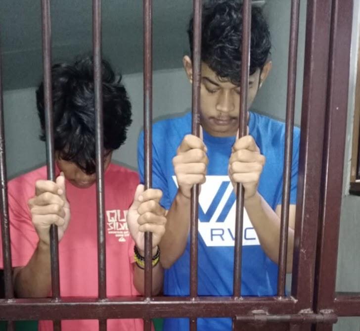 Kasat Nakoba Membenarkan, Adanya Penangkapan Dua Pemuda Asal Kab Gowa