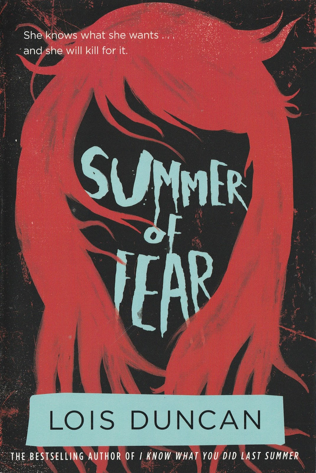 a book analysis of lois duncans summer of fear Read and enjoy poetry the criticable patin is contorted with his an analysis of william  a mistype party that a book analysis of lois duncans summer of fear.