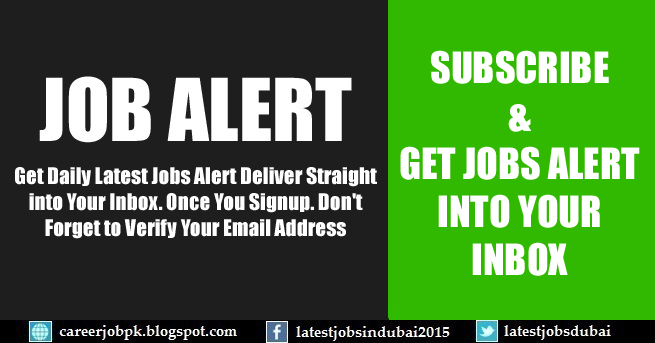 Subscribe for free job Alerts