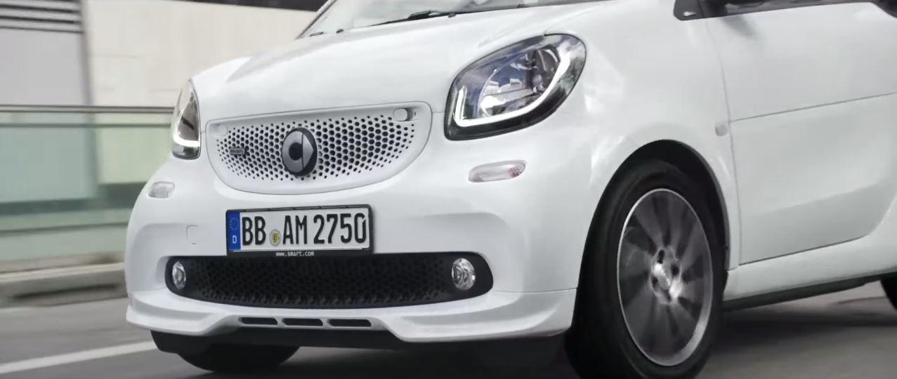 Canzone Smart Brabus urban sport car Pubblicità | Musica spot Settembre 2016