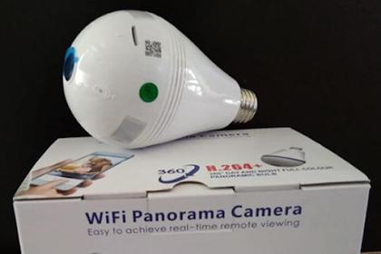 Cara Setting Kamera CCTV Bohlam Aplikasi PixPlus di HP