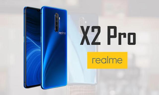 سعر و مواصفات Realme X2 Pro مميزات و عيوب