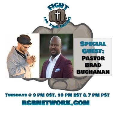 Special Guest: Pastor Brad Buchanan