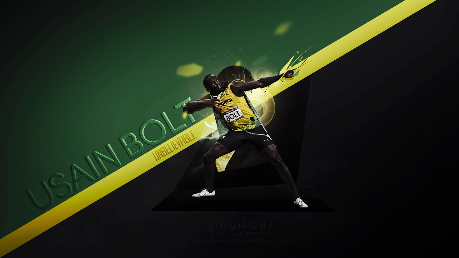 Bohemia Quotes Wallpaper Words Celebrities Wallpapers Usain Bolt Latest Hd