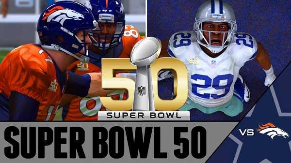 Super Bowl 2016 Live Streaming