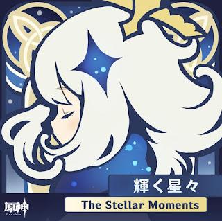 Genshin Impact Original Soundtrack: The Stellar Moments