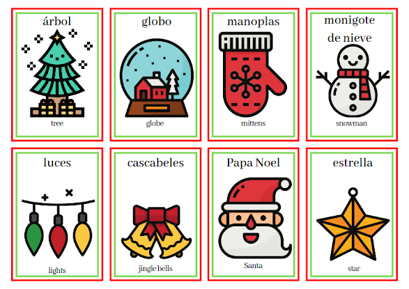 wishing you a very merry Christmas in Spanish