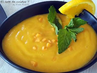 Dieta sana, dieta mediterránea, recetas fáciles y rápidas, recetas para el verano, Cremas frías verano