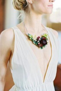 accessoires fleuris pour la mariee blog mariage www.unjourmonprinceviendra26.com