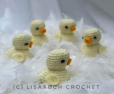 Crochet Duck pattern FREE- free crochet duck pattern