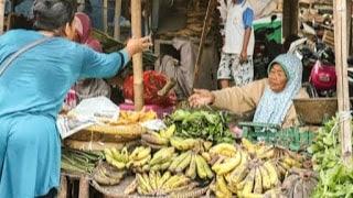 Pasar Tradisional : pengertian, jenis dan ciri-ciri