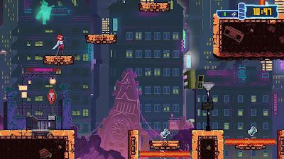 Aeon Drive Game Screenshot 4
