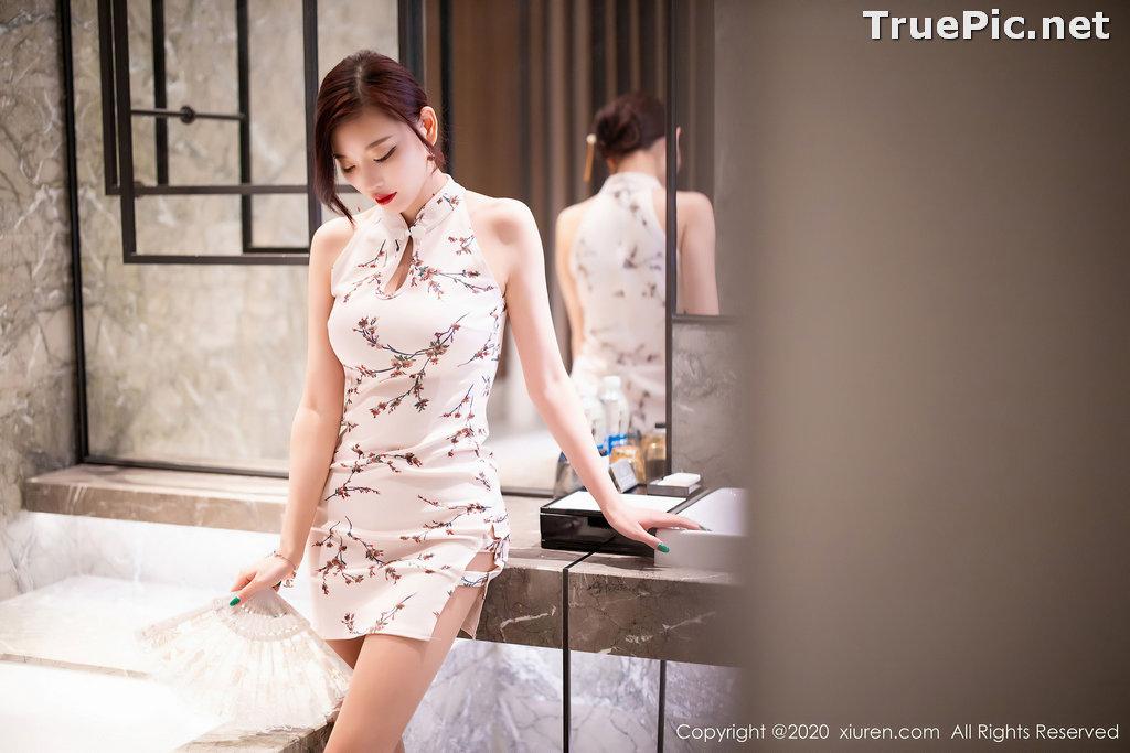 Image XIUREN No.2487 - Chinese Sexy Model - Yang Chen Chen (杨晨晨sugar) - TruePic.net - Picture-7