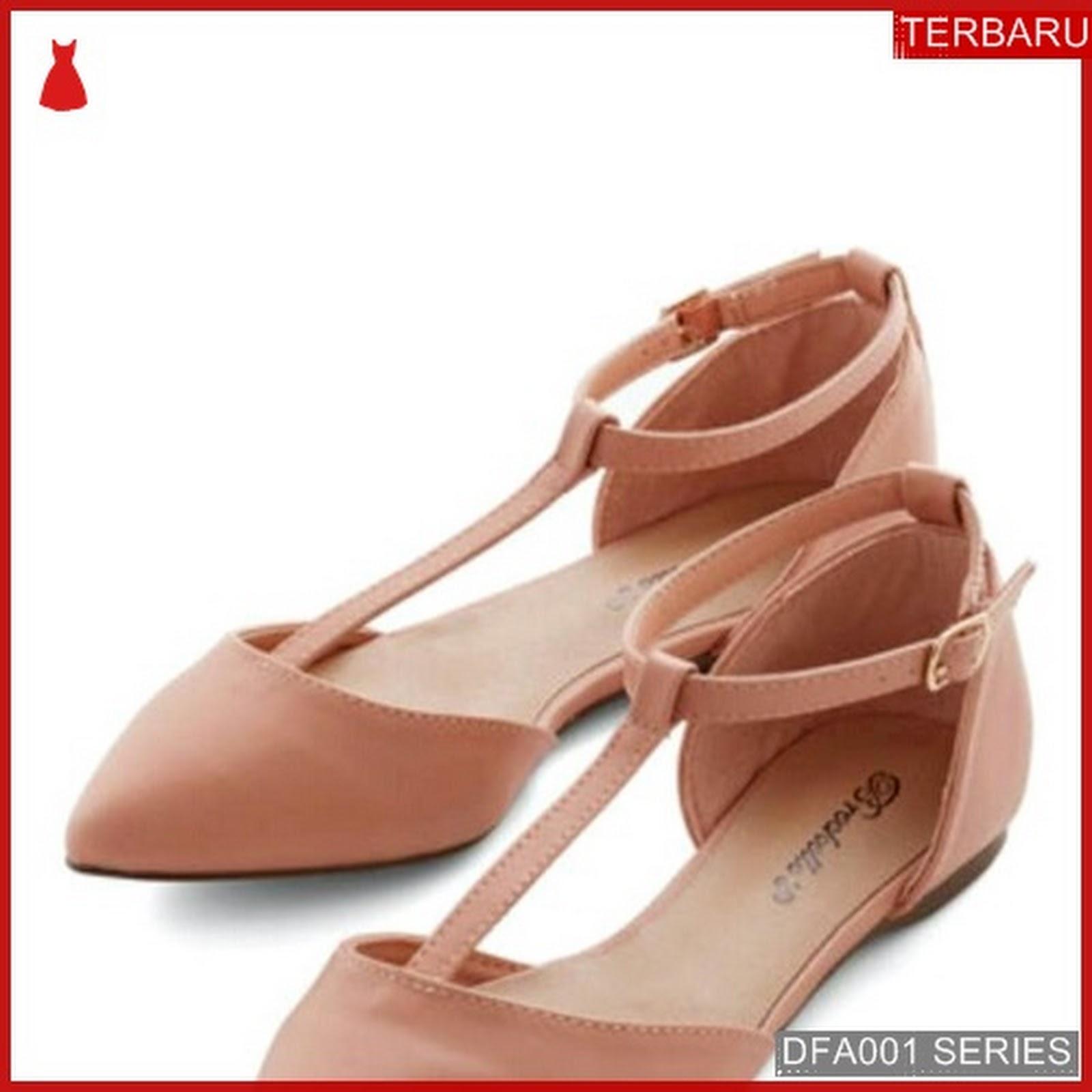 Dfa001m23 Mg09 Sepatu Flat Flatshoes Dewasa 6512 Denim Stelan Jeans Pretty