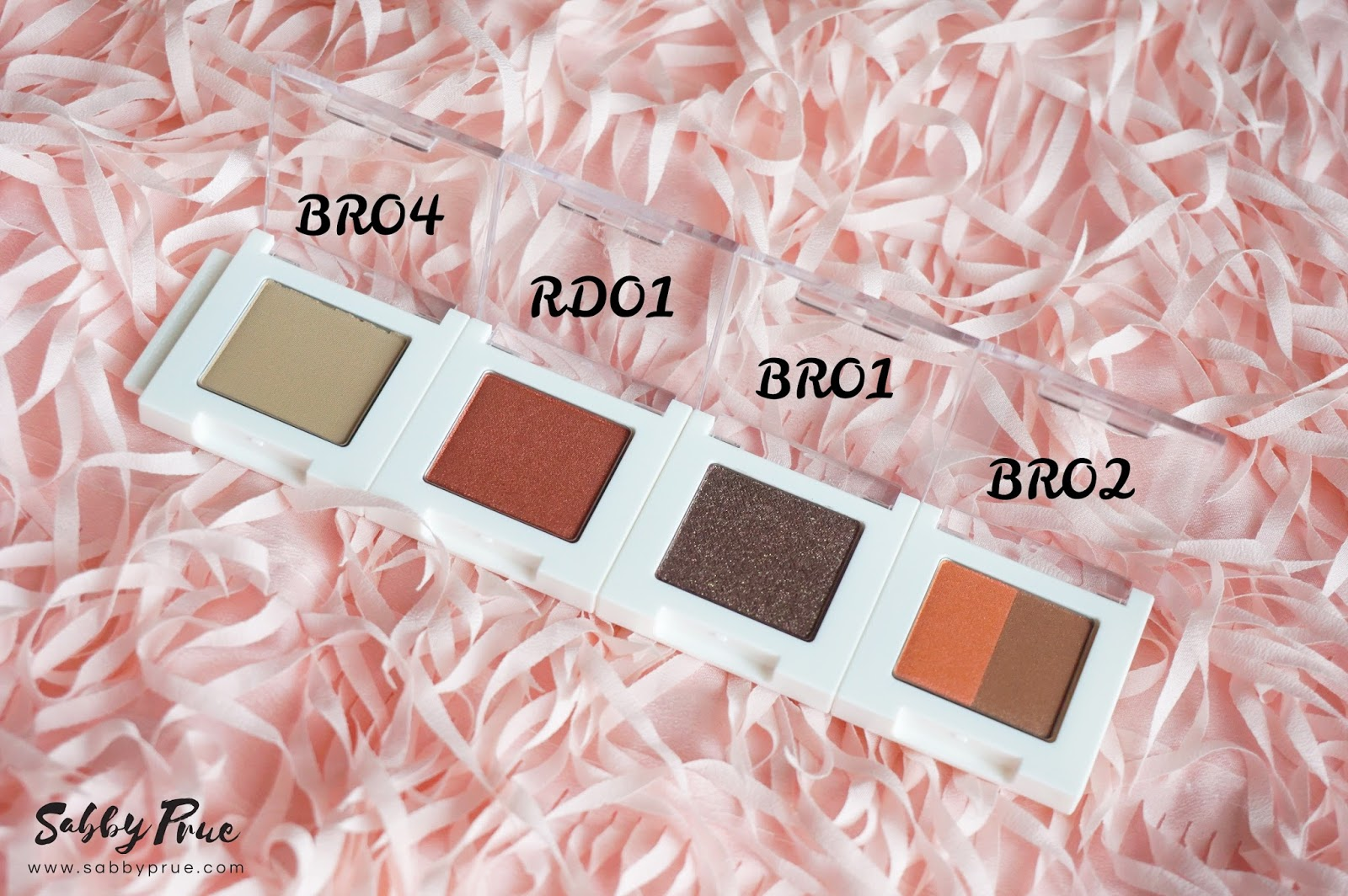 New Makeup Releases From THE FACE SHOP - ♥ Sabby Prue